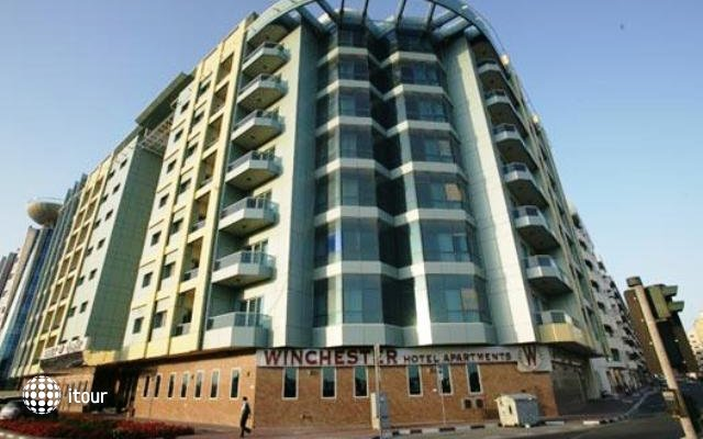 Winchester Deluxe Hotel Apartments 1
