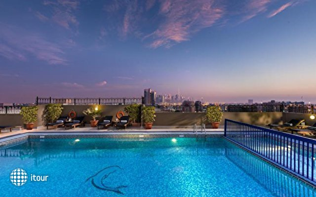 Savoy Central Apartments (ex. Dar Al Sondos Apartments By Le Meridien) 2