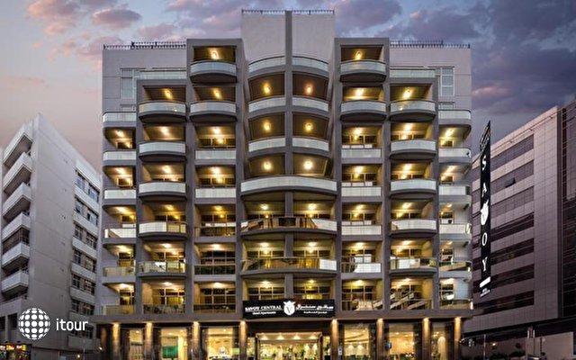 Savoy Central Apartments (ex. Dar Al Sondos Apartments By Le Meridien) 1