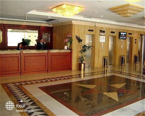 Star Metro Deira Aparthotel 10