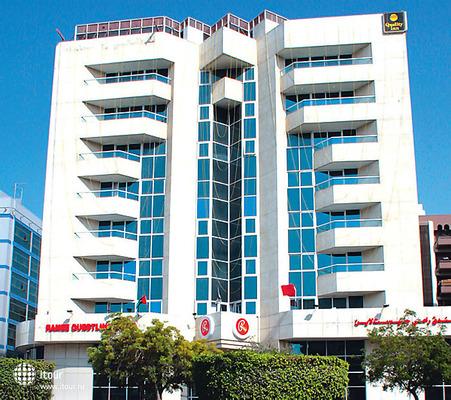 Ramee Guestline Hotel Al Riqqa 1