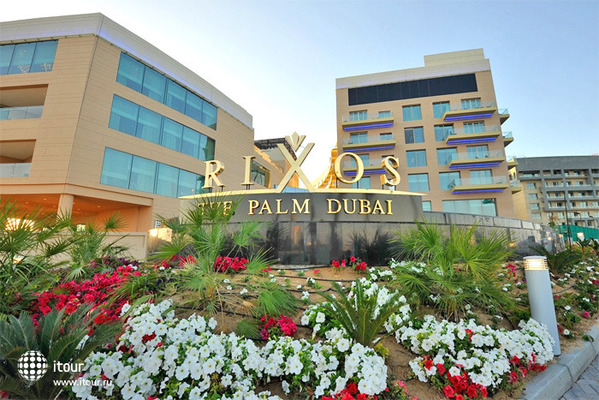 Rixos The Palm 1