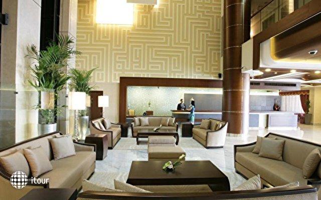 Coral Dubai Al Barsha Hotel (ex. Auris Plaza Hotel Al Barsha) 5
