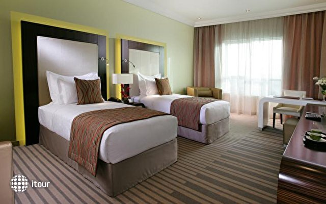 Coral Dubai Al Barsha Hotel (ex. Auris Plaza Hotel Al Barsha) 10