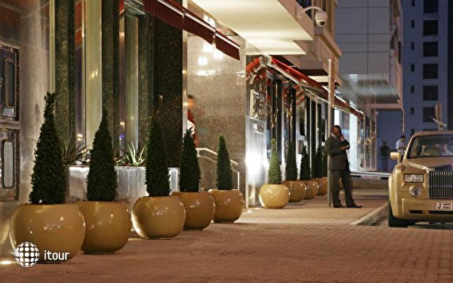 Coral Dubai Al Barsha Hotel (ex. Auris Plaza Hotel Al Barsha) 2