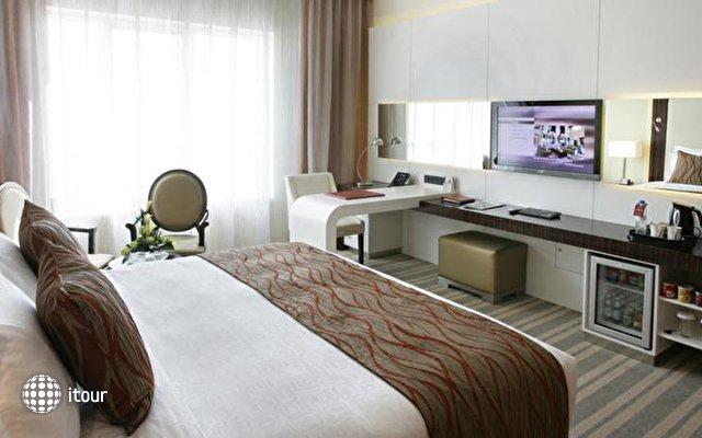 Auris Plaza Hotel Al Barsha 9