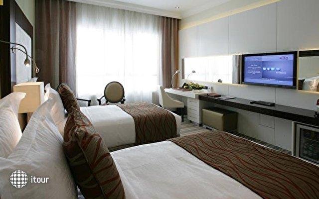 Auris Plaza Hotel Al Barsha 8