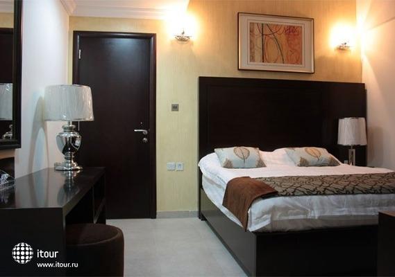 Marmara Deluxe Hotel Apartments 3