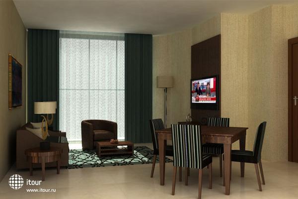 Marmara Deluxe Hotel Apartments 4