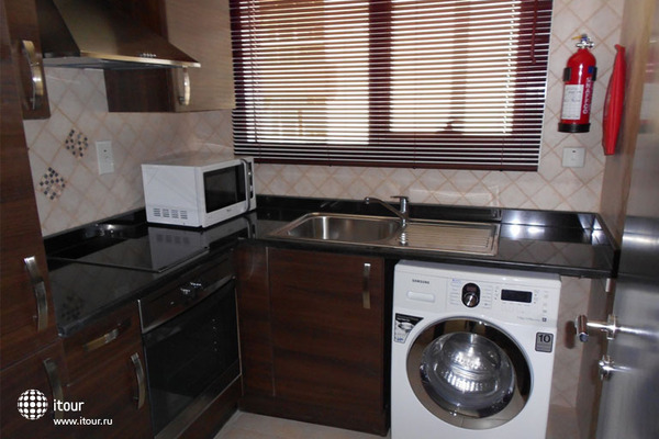 Marmara Deluxe Hotel Apartments 10