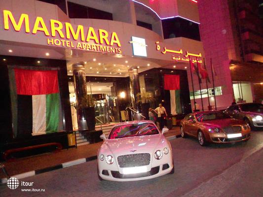Marmara Deluxe Hotel Apartments 1