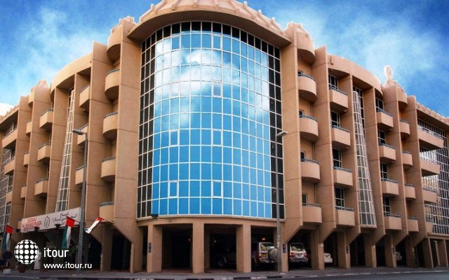 Deebaj Al Khabisi Plaza Apts 1