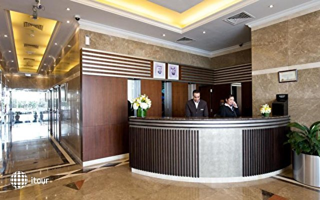 Time Crystal Hotel Apartments 4