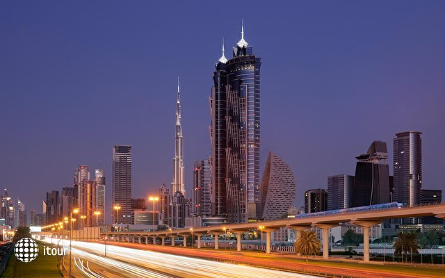 Jw Marriott Marquis Dubai 6