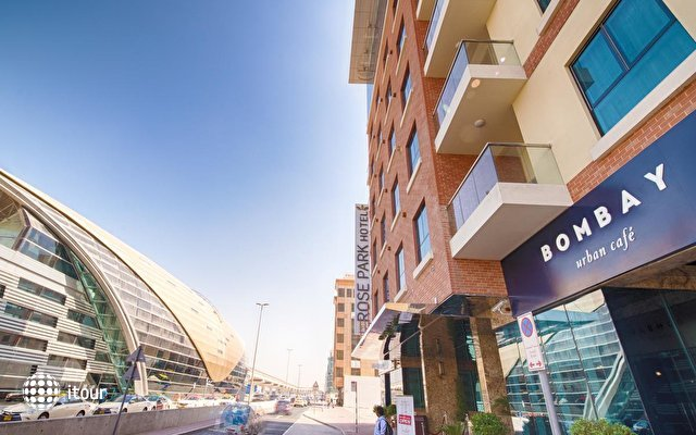 Rose Park Hotel Al Barsha 1