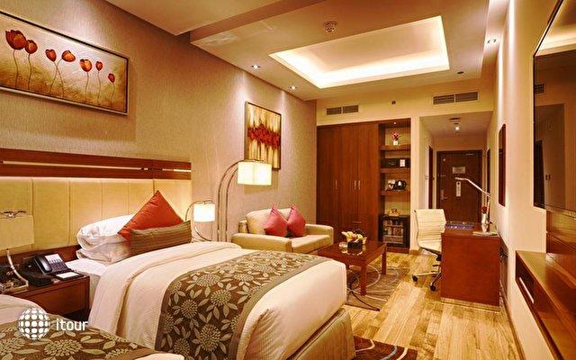 Rose Park Hotel Al Barsha 10