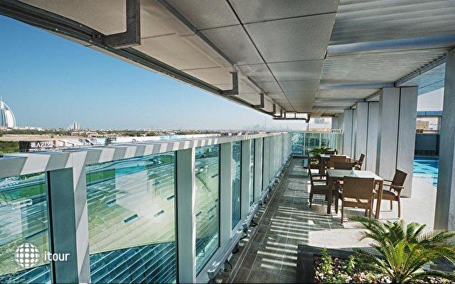 Rose Park Hotel Al Barsha 4