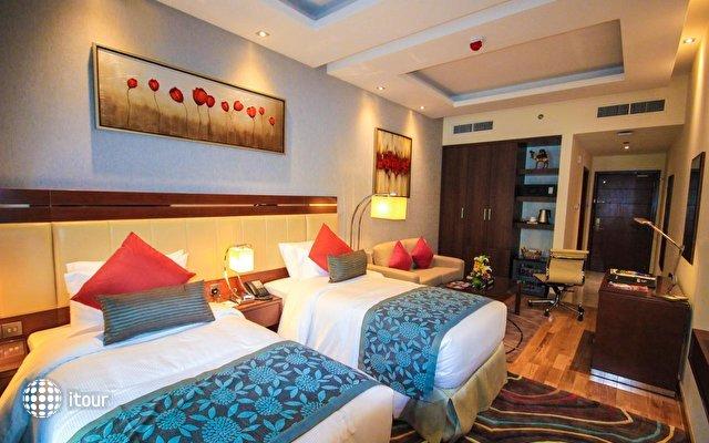Rose Park Hotel Al Barsha 9