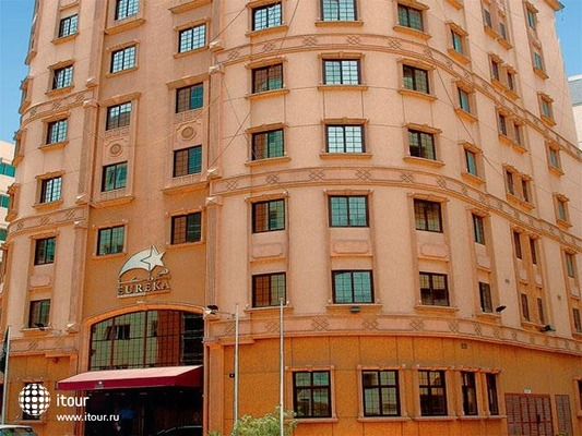 Eureka Hotel 1