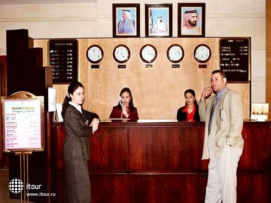 Eureka Hotel 7