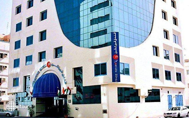 Smana Hotel Al Raffa (ex. Signature Inn; Smana Hotel Al Rigga) 1