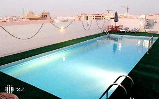 Smana Hotel Al Raffa (ex. Signature Inn; Smana Hotel Al Rigga) 2