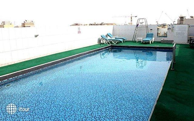 Smana Hotel Al Raffa (ex. Signature Inn; Smana Hotel Al Rigga) 3