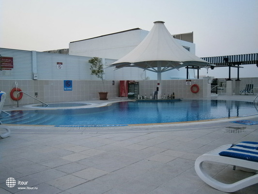 Sheraton Deira Hotel 3
