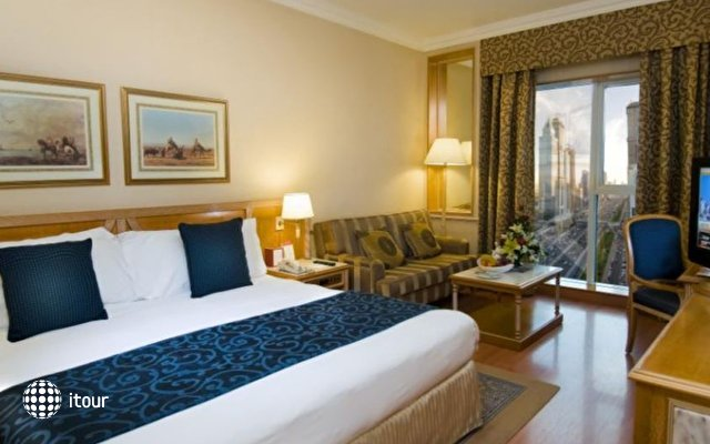 Crowne Plaza Dubai Sheikh Zayed Road 10