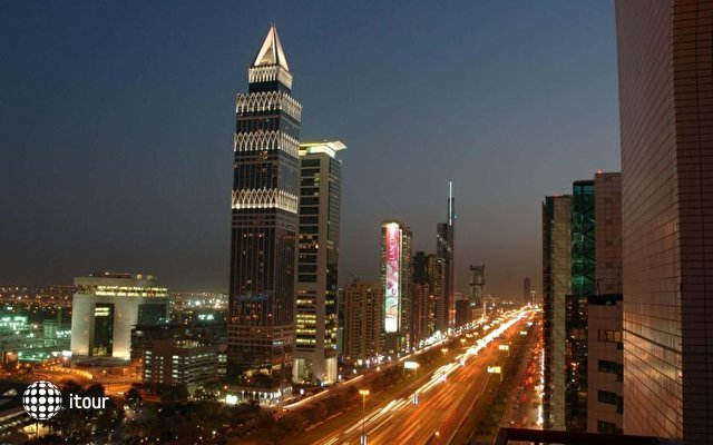 Crowne Plaza Dubai Sheikh Zayed Road 1