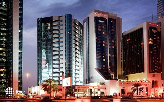 Crowne Plaza Dubai Sheikh Zayed Road 2