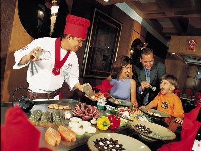 Al Bustan Rotana Hotel Dubai 5