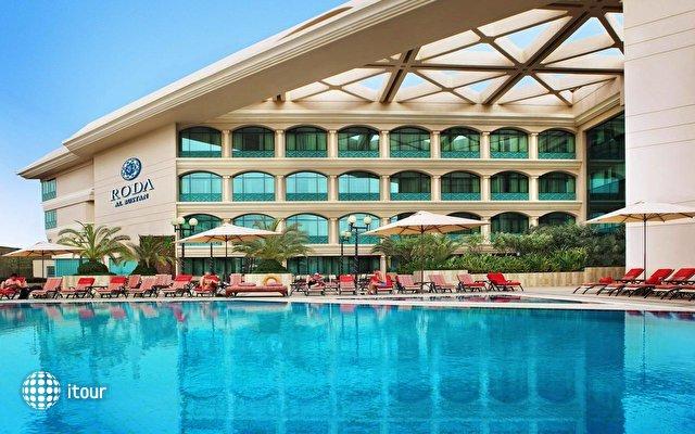 Roda Al Bustan (ex. Al Bustan Rotana Hotel Dubai) 1