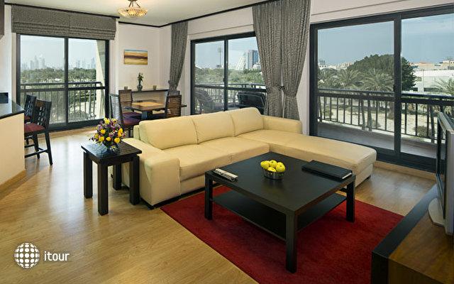 Dubai Park Hotel 4