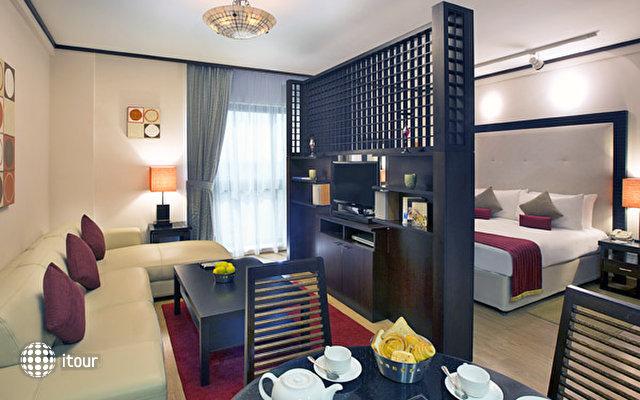 Dubai Park Hotel 5