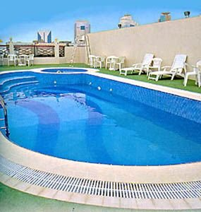 Le Baron Hotel 3