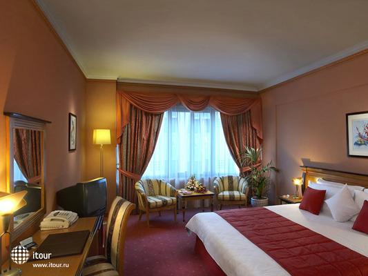 Nihal Palace Hotel (ex. Metropolitan Deira Hotel) 9