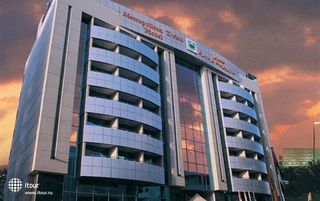 Nihal Palace Hotel (ex. Metropolitan Deira Hotel) 1