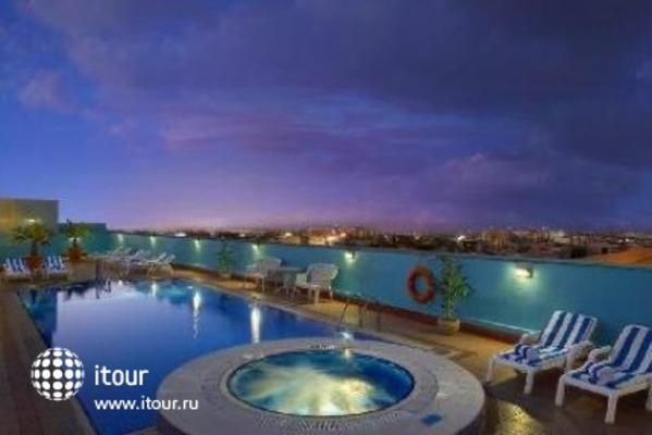 Nihal Palace Hotel (ex. Metropolitan Deira Hotel) 2