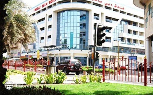 Dubai Palm Hotel 1