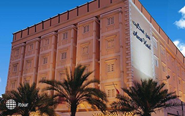 Ascot (ex. Arif Castle Hotel) 1