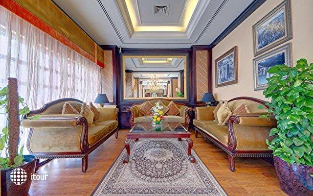 Ascot (ex. Arif Castle Hotel) 3