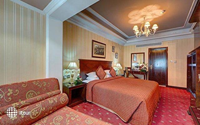 Ascot (ex. Arif Castle Hotel) 8