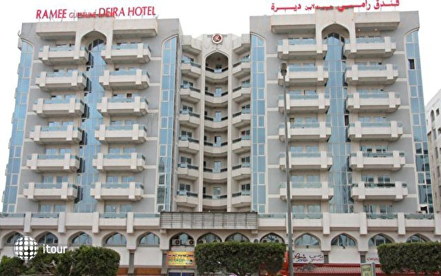 Ramee Guestline Hotel Dubai 1
