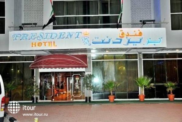 President Hotel 7