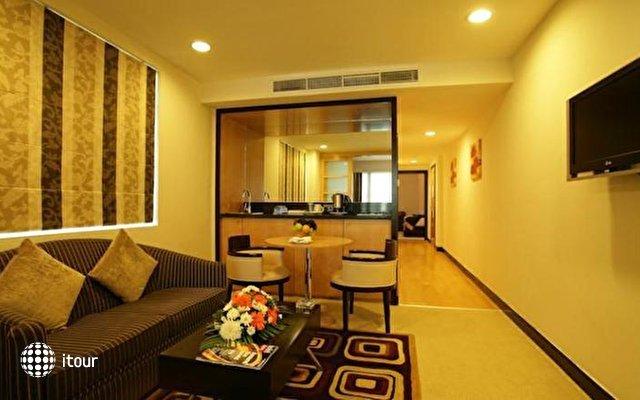 Savoy Suites Hotel Apartment 8