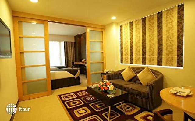 Savoy Suites Hotel Apartment 9