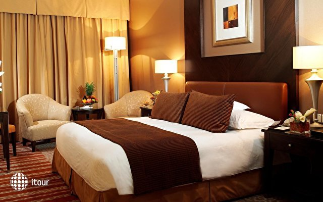 Roda Al Murooj Dubai Hotel Downtown (ex. Al Murooj Rotana) 8