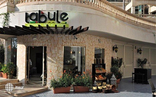 Roda Al Murooj Dubai Hotel Downtown (ex. Al Murooj Rotana) 2
