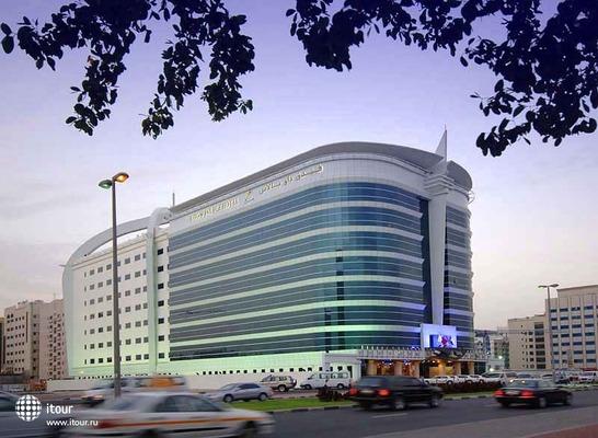 Grand Excelsior Hotel Bur Dubai (ex. Dhow Palace) 1